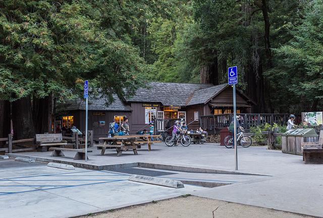 Big Basin Redwoods Store