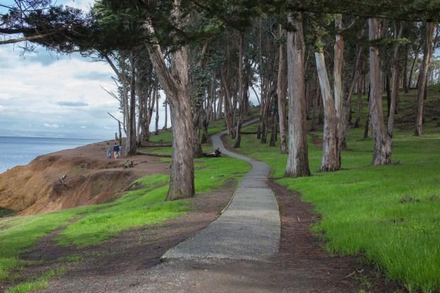 Bluff Trail, San Mateo