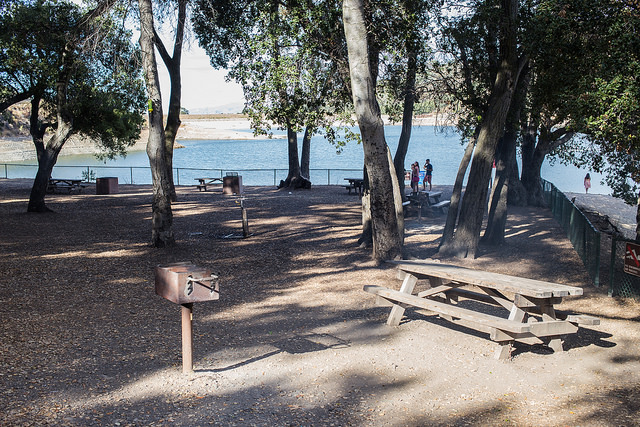 Stevens Creek County Park Picnic Area