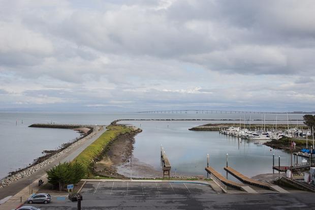 Coyote Point Marina